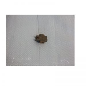 hydraulic trailer T piece 3 way block