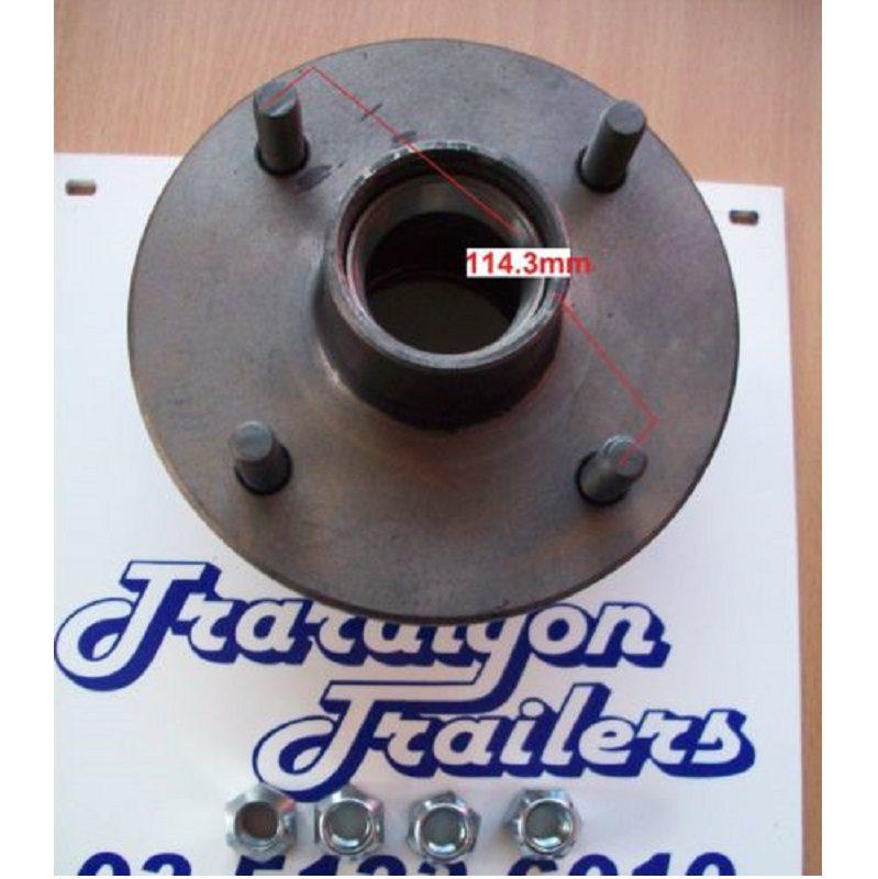 FRONT Brake Rotor Pair of 2 Fits 79-82 Honda Prelude
