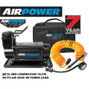 Air Compressor 75L per minute