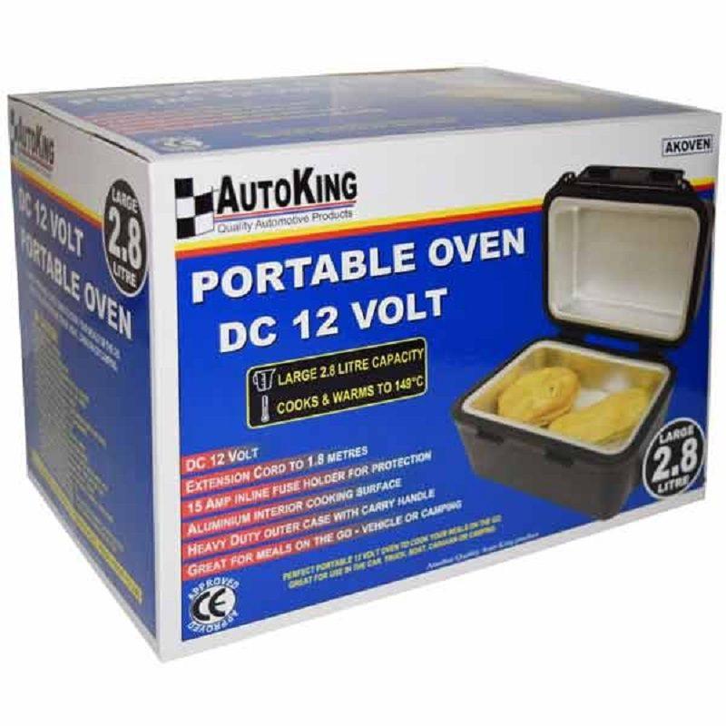 12v Portable Oven Pie Warmer