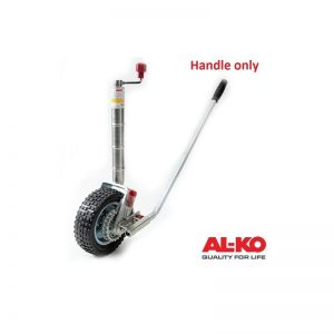 ALKO jockey wheel HANDLE ONLY suits trailer Power Mover Ratchet