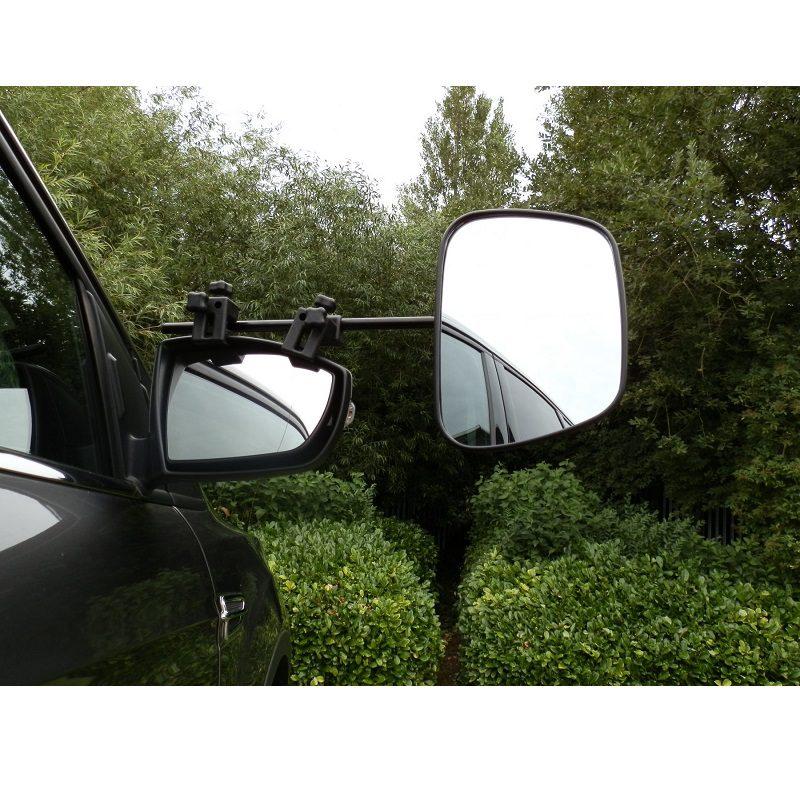 Milenco Aero Mirror Replacement Head Convex