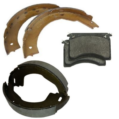 Brake Pads and Shoes