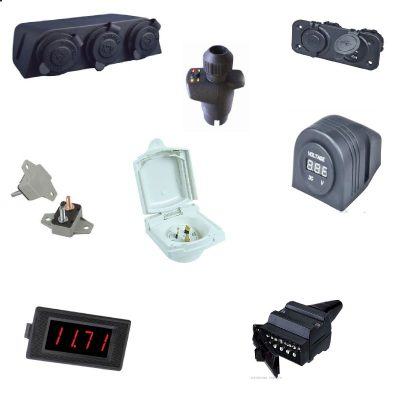 Accessory Sockets and Plugs
