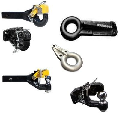 Pintle Hook and Accessories