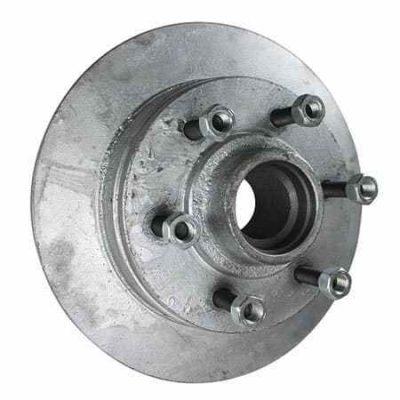Braked Disc