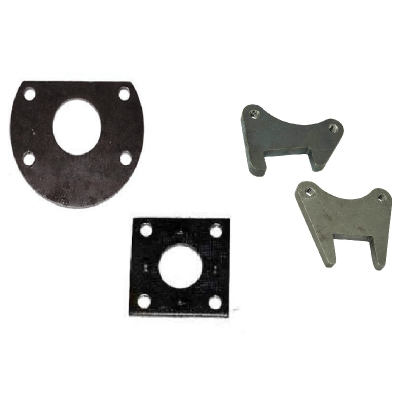 Weld On Brake Flanges