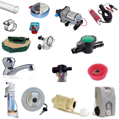 Water Tanks, Pumps and Fittings