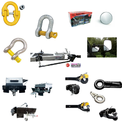 Caravan Towing Accessories