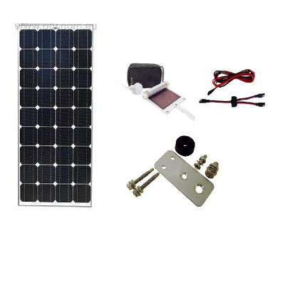 Solar Power For Electrical & Lighting