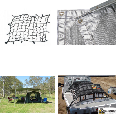 Trailer Nets and covers